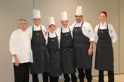 JCCC Culinary Team Earns Top Honors in Competition