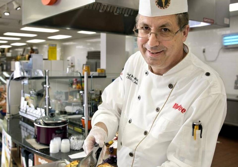Highly honored chef practices and teaches his craft at Lee's Summit supermarket