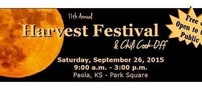 Harvest Festival and Chili Cook-Off