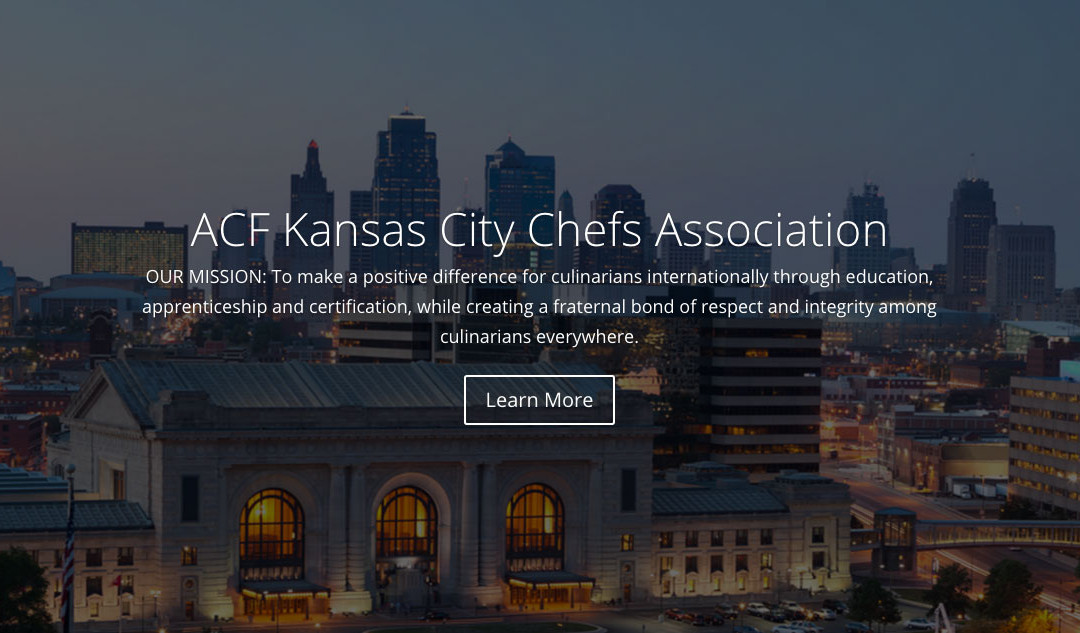 40th Annual ACF Kansas City Chefs' Association Dinner and Awards