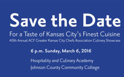 40th Annual ACF Greater Kansas City Chefs Association Culinary Showcase