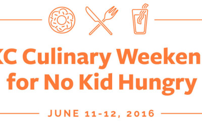 KC Culinary Weekend for No Kid Hungry
