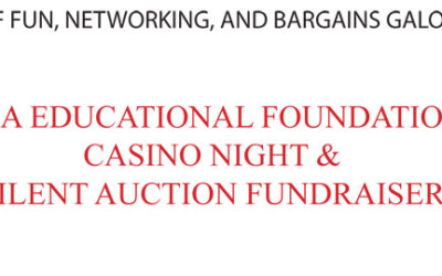 HLA EDUCATIONAL FOUNDATION CASINO NIGHT & SILENT AUCTION FUNDRAISER