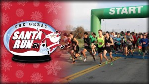 Annual Santa Fun Run @ Johnson County Community College | Overland Park | Kansas | United States