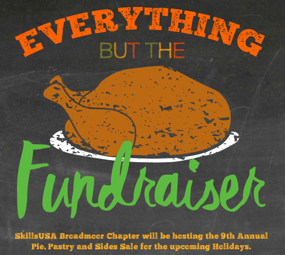 Everything but the Fundraiser