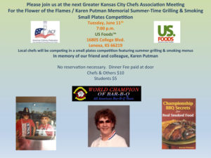 June 2019 ACF Chef Meeting @ US Food Service