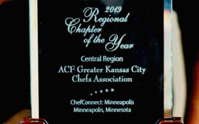 2019 Central Region Chapter of the Year!