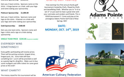 1st Annual GKCCA Charity Golf Tourney