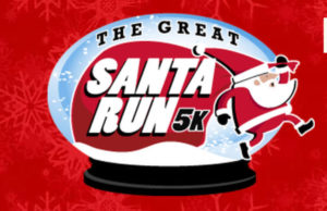 Great Santa Run 2019 @ Johnson County Community College