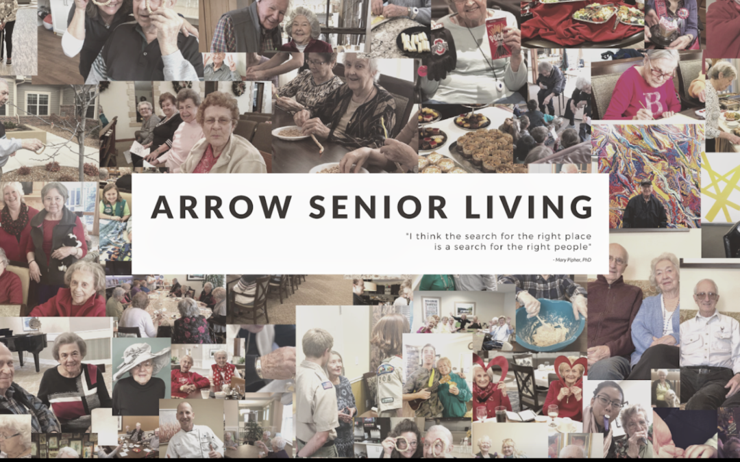 Cook at Arrow Living Senior Management