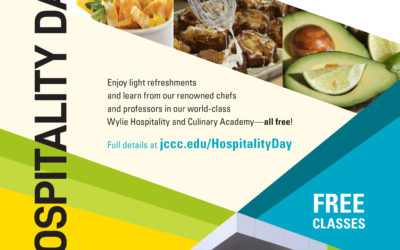 Hospitality Day at JCCC
