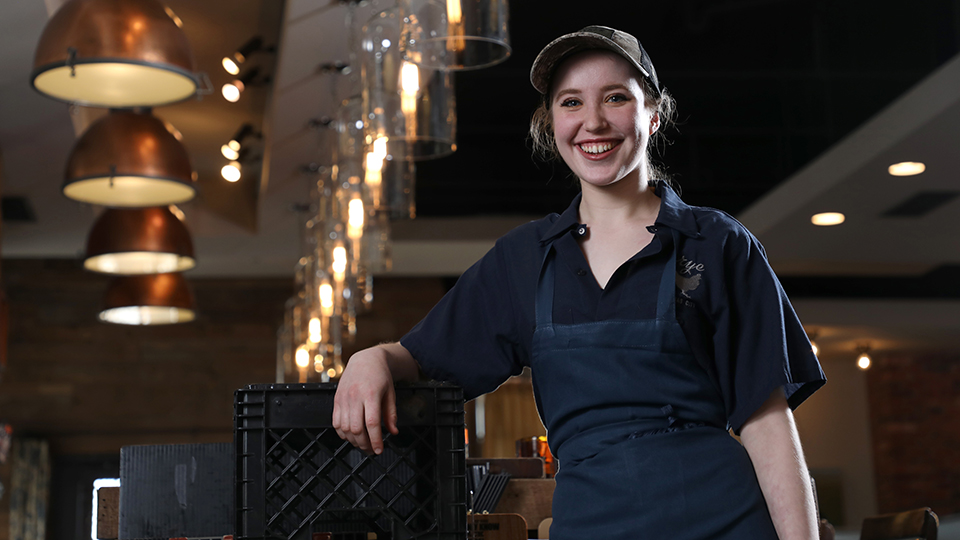 Chef's Association Names JCCC Chef Apprentice of 2020